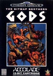 Gods per Sega Mega Drive