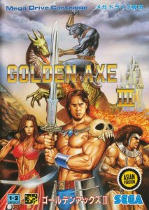 Golden Axe III per Sega Mega Drive