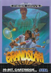 Grand Slam Tennis per Sega Mega Drive