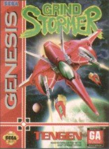 Grindstormer per Sega Mega Drive