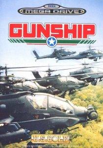 Gunship per Sega Mega Drive