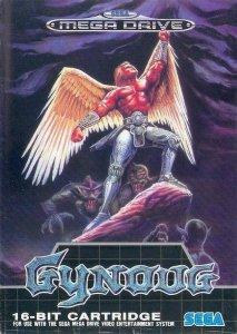 Gynoug per Sega Mega Drive