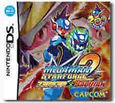Mega Man Star Force 2: Zerker X Saurian per Nintendo DS