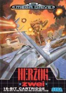 Herzog Zwei per Sega Mega Drive