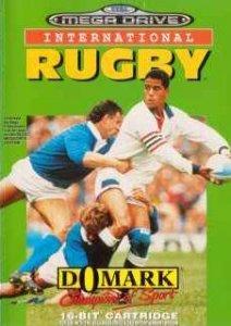 International Rugby per Sega Mega Drive