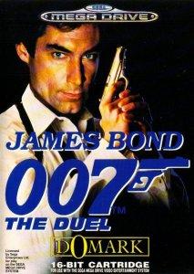 James Bond 007: The Duel per Sega Mega Drive