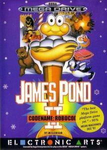 James Pond 2: Codename Robocod per Sega Mega Drive