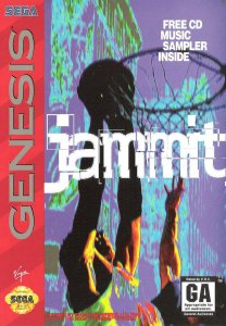 Jammit per Sega Mega Drive