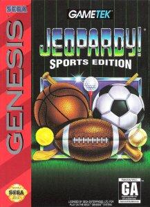 Jeopardy! Sports Edition per Sega Mega Drive