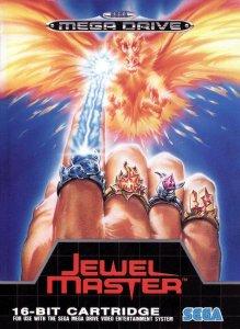 Jewel Master per Sega Mega Drive