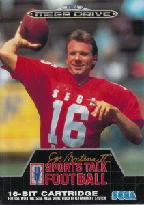 Joe Montana II: Sports Talk Football per Sega Mega Drive
