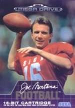 Joe Montana's NFL Football per Sega Mega Drive