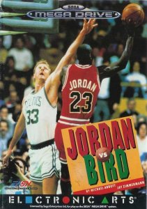 Jordan vs. Bird: One-on-One per Sega Mega Drive