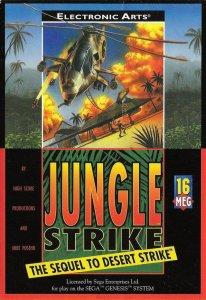Jungle Strike per Sega Mega Drive