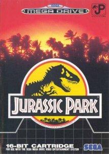 Jurassic Park per Sega Mega Drive