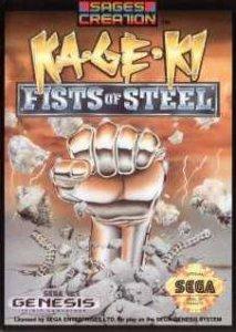 Ka Ge Ki: Fists of Steel per Sega Mega Drive