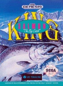 King Salmon: The Big Catch per Sega Mega Drive