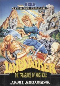 Landstalker: Treasures of King Nole per Sega Mega Drive