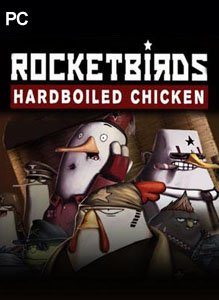 Rocketbirds: Hardboiled Chicken per PC Windows