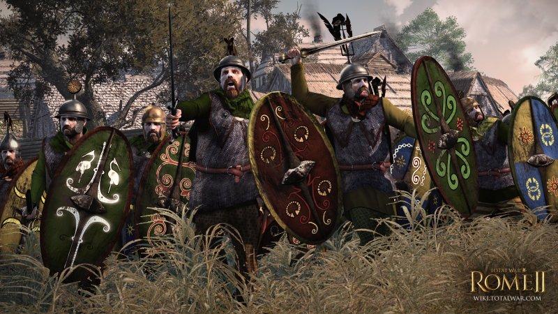 Total War: Rome II - Altra fazione svelata: gli Arverni