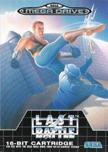 Last Battle per Sega Mega Drive