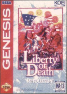 Liberty or Death per Sega Mega Drive
