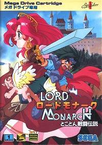 Lord Monarch per Sega Mega Drive
