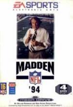 Madden NFL '94 per Sega Mega Drive