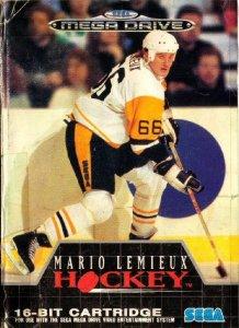 Mario Lemieux Hockey per Sega Mega Drive