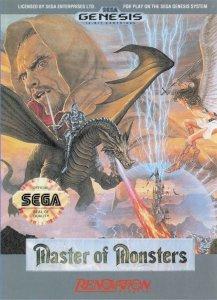 Master of Monsters per Sega Mega Drive
