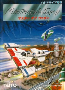 Master of Weapon per Sega Mega Drive