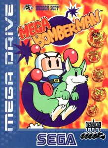 Mega Bomberman per Sega Mega Drive