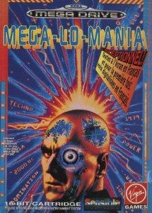 Mega-Lo-Mania per Sega Mega Drive