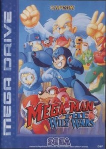Mega Man: The Wily Wars per Sega Mega Drive