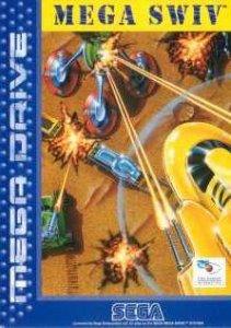Mega SWIV per Sega Mega Drive