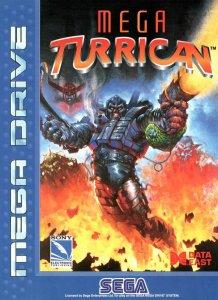 Mega Turrican per Sega Mega Drive