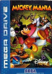 Mickey Mania per Sega Mega Drive