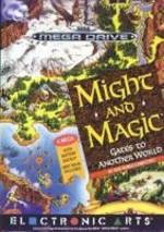 Might and Magic II: Gates to Another World per Sega Mega Drive