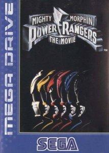 Mighty Morphin Power Rangers: The Movie per Sega Mega Drive
