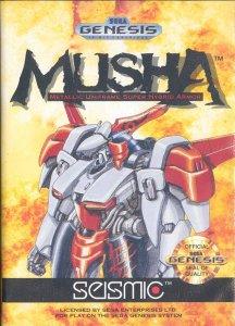 M.U.S.H.A. per Sega Mega Drive