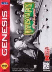 Minnesota Fats Pool per Sega Mega Drive
