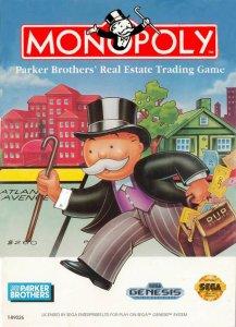Monopoly per Sega Mega Drive