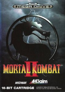 Mortal Kombat II per Sega Mega Drive