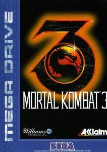 Mortal Kombat 3 per Sega Mega Drive