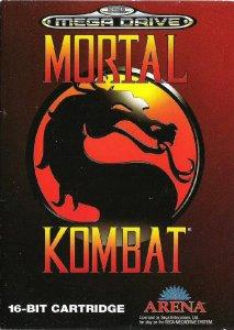 Mortal Kombat per Sega Mega Drive