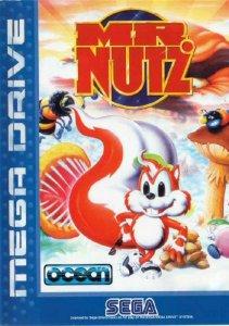 Mr. Nutz per Sega Mega Drive