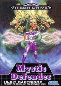 Mystic Defender per Sega Mega Drive