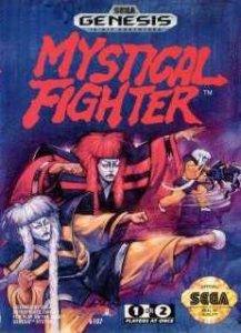 Mystical Fighter per Sega Mega Drive