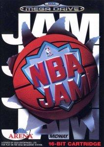 NBA Jam per Sega Mega Drive