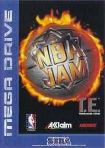 NBA Jam: Tournament Edition per Sega Mega Drive